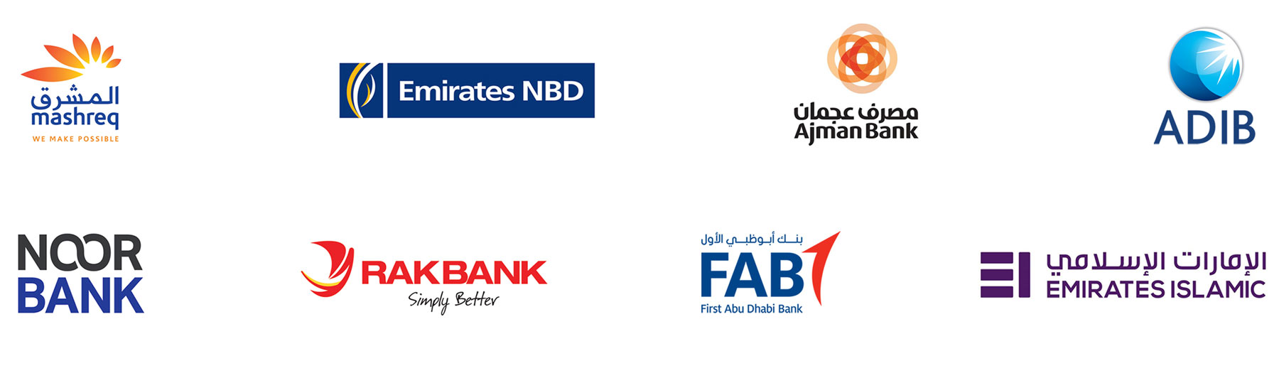 UAE Bank Accounts